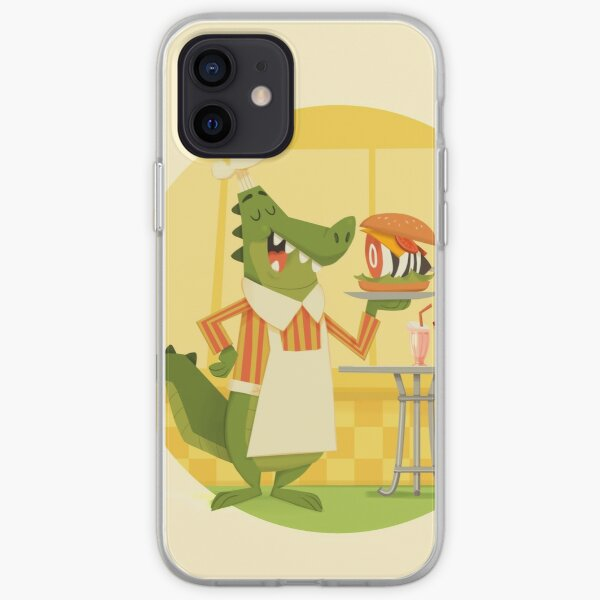 Hungry Hyenas Choose iPhone Soft Case
