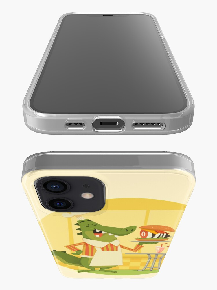 Alternate view of Hungry Hyenas Choose iPhone Case & Cover