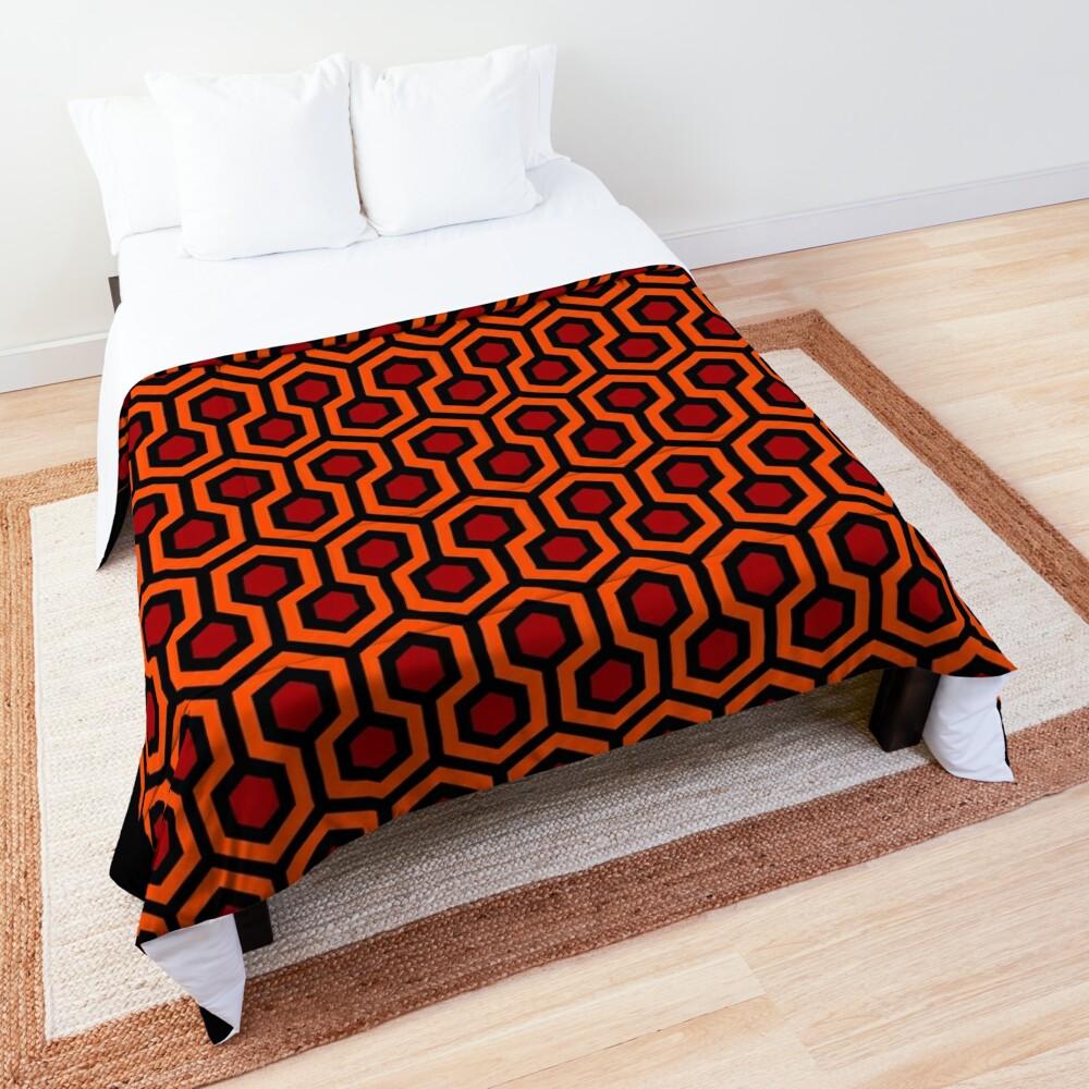 The Shining/Doctor Sleep - Overlook Carpet Pattern Comforter