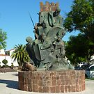 Knights Templar - Silves, Portugal by Meladana