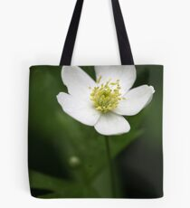 Canada Anemone (Anemone canadensis) Tote Bag