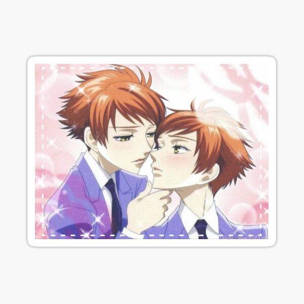 Ouran High-School Host Club Hikaru /& Kaoru Collectible Anime Pin *NEW-READ*