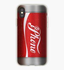 iPhone Cola iPhone Case