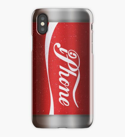 iPhone Cola iPhone Case