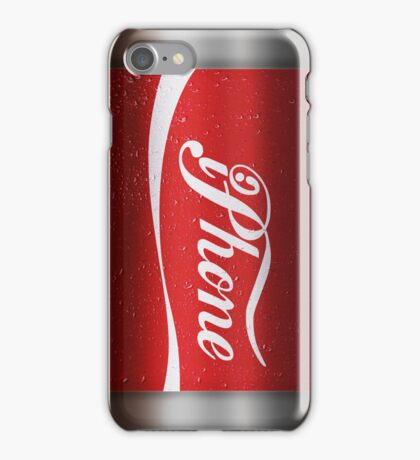 iPhone Cola iPhone Case/Skin
