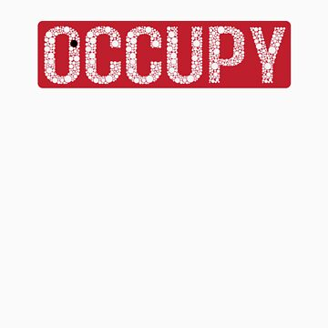 Occupy Sticker by slicepotato