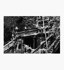 Spanish Castle Dreams II Photographic Print
