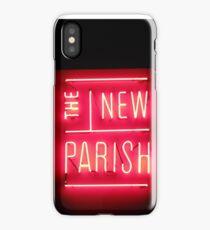 The New Parish  iPhone Case