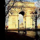 Reflective Triomphe by skaranec1981