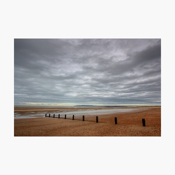 Camber Sands Photographic Print