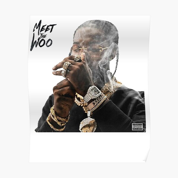 Pop Smoke Meet The Woo Poster