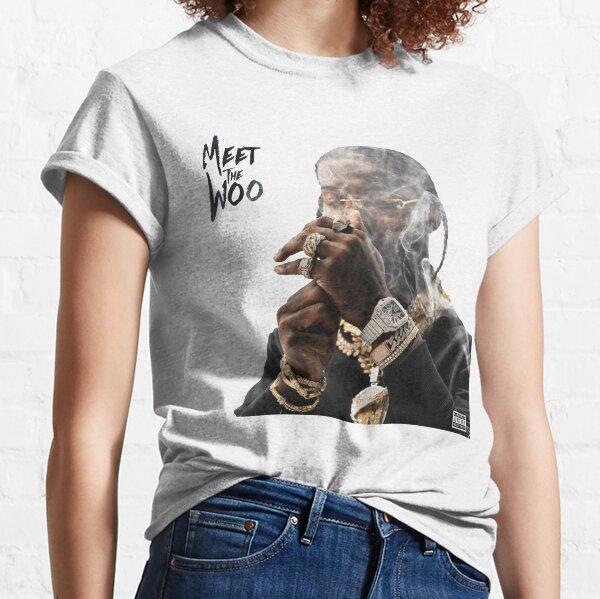 Pop Smoke Meet The Woo T-shirt classique