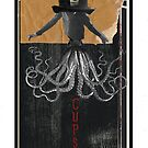 Dada Tarot- 6 of Cups by Peter Simpson