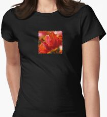 Passionate  - JUSTART ©  Womens Fitted T-Shirt