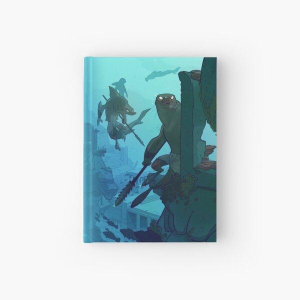 Sunken City Hardcover Journal