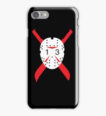 Minimal 13 iPhone Case/Skin