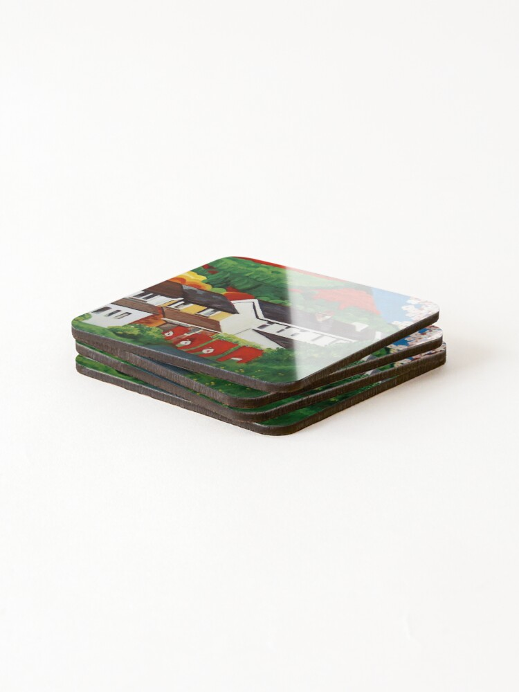 Alternate view of After the match Coasters (Set of 4)