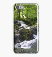 Waterfall, Windermere, English Lake District, for iPhone iPhone Case/Skin