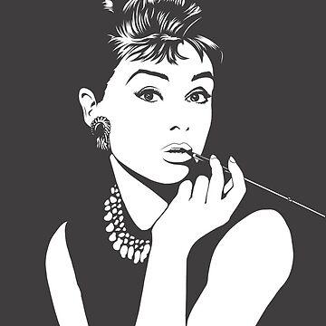Audrey by tioem