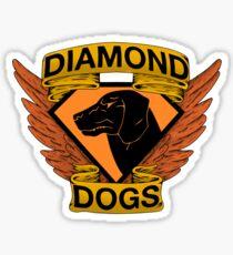 Diamond Dogs Sticker