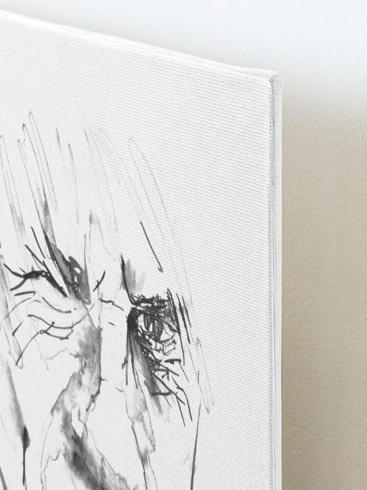 Alternate view of Gérard Depardieu Mounted Print