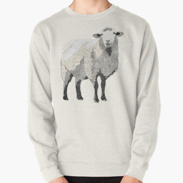 Sheep - Laudea Martin Pullover Sweatshirt