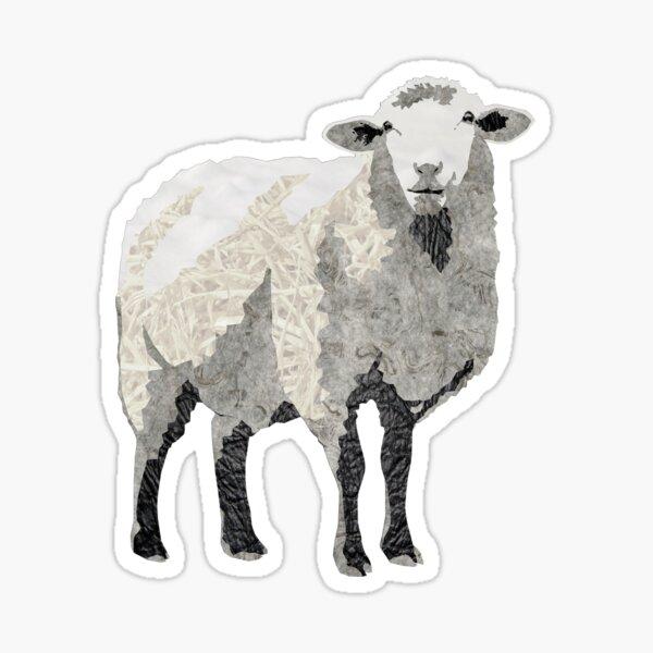 Sheep - Laudea Martin Sticker