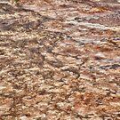 Abstract Yellowstone 3 by kurtbowmanphoto