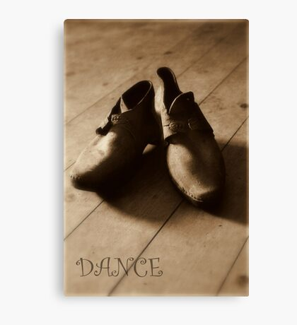 Dance!!! Canvas Print