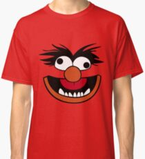 Animal Muppet (Crazy) Classic T-Shirt