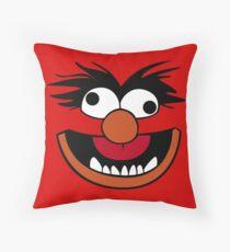 Animal Muppet (Crazy) Throw Pillow