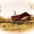 Carriage Hill Barn by jpryce
