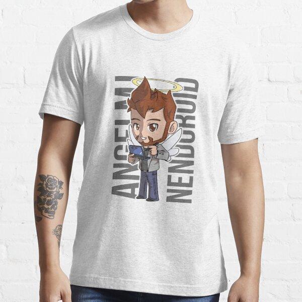 AngelMJ Nendoroid T-shirt essentiel