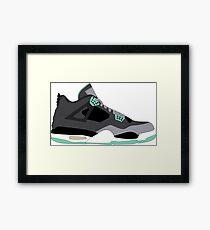 Jordans  Framed Print