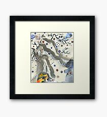 Bright Snowy Day Framed Print