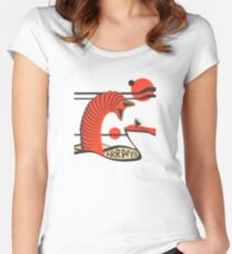 ARRAKIS TRAVEL POSTER Women's Fitted Scoop T-Shirt