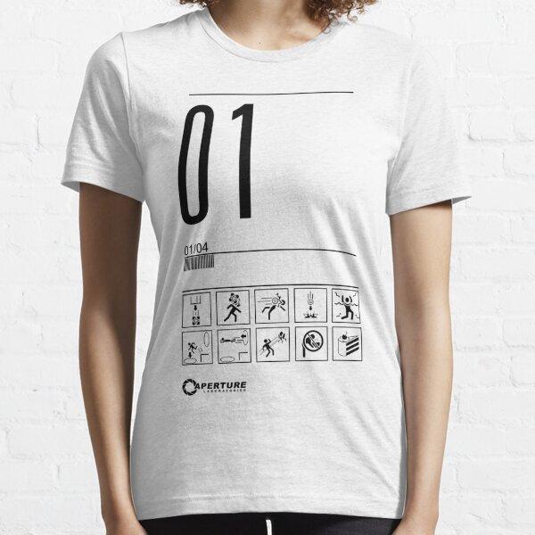 Level 01 Essential T-Shirt