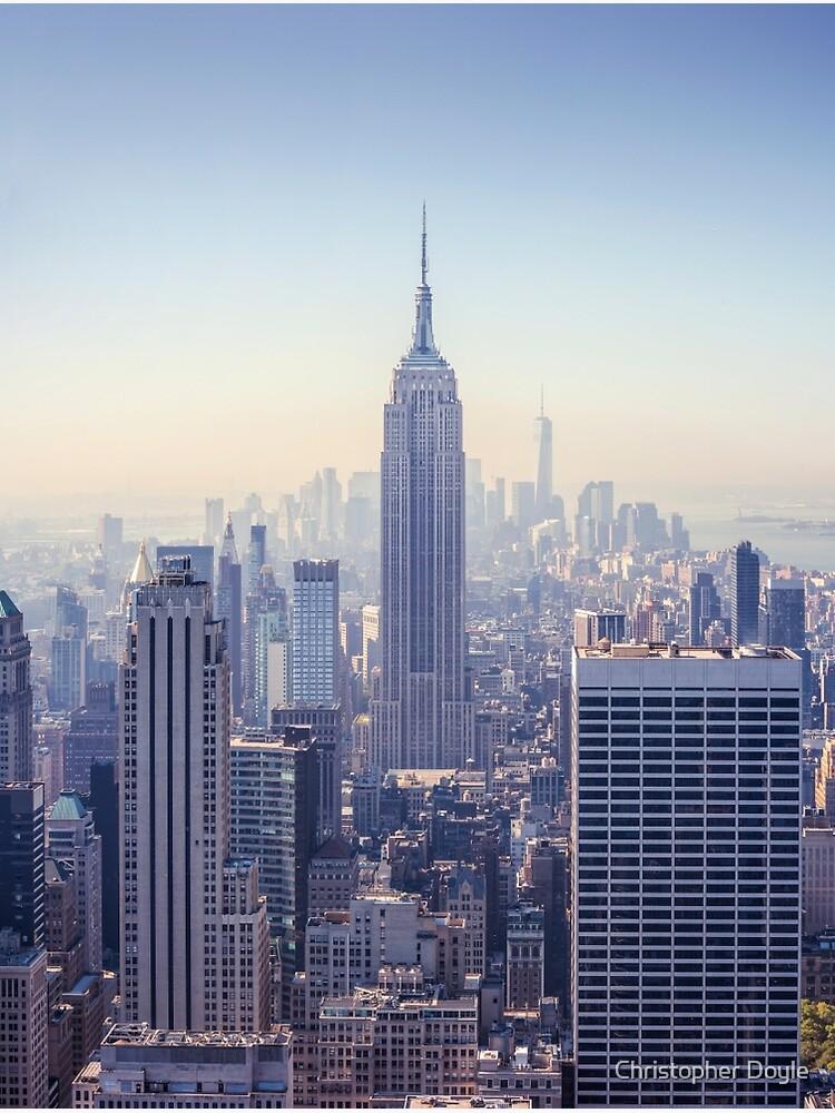 The Empire State Building by ChrisDoylePhoto