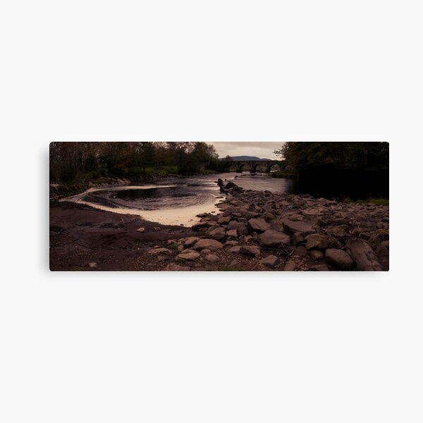 Lough Swilly Pano Canvas Print