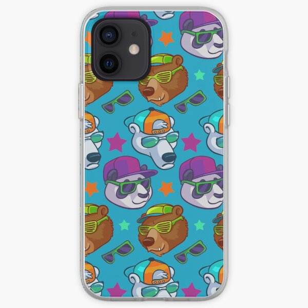 Unbearably Cool iPhone Soft Case