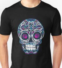 Calavera IV Sugar Skull Neon T-Shirt