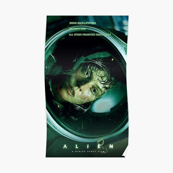 Alien - Movie Poster Poster
