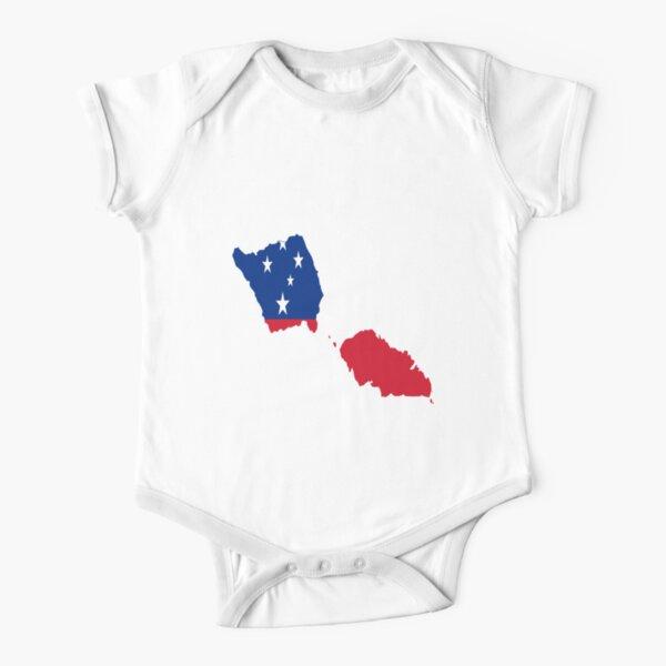 Canadian Flag Infant Baby Girl Boy Bodysuit Jumpsuit Short Sleeve Bodysuit Tops Clothes Canada Baseball