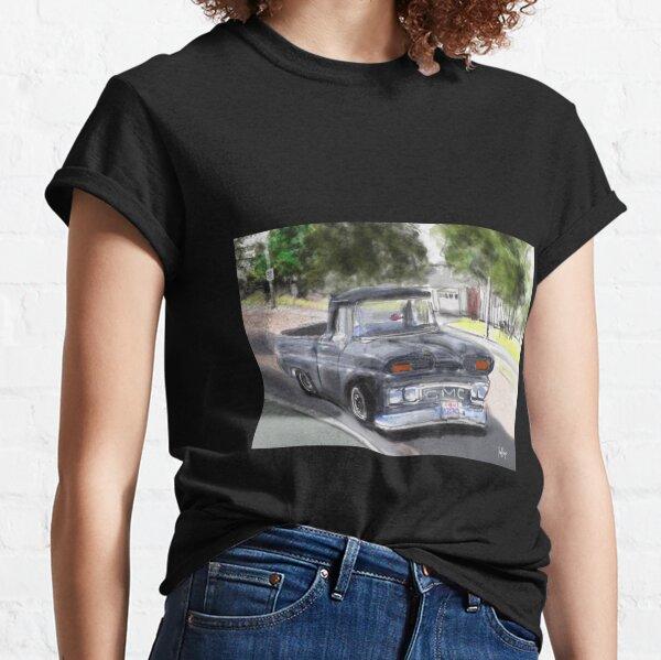 Old GMC Pickup Truck...1961? on El Portal Classic T-Shirt