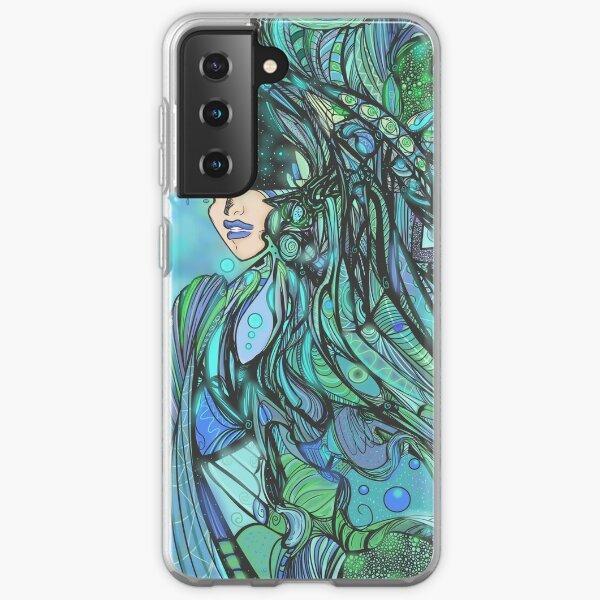 Water Element Samsung Galaxy Soft Case