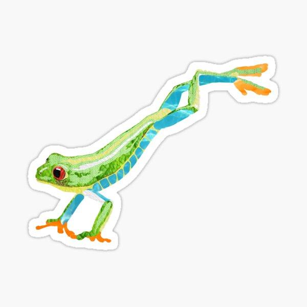 Frog - Laudea Martin Sticker