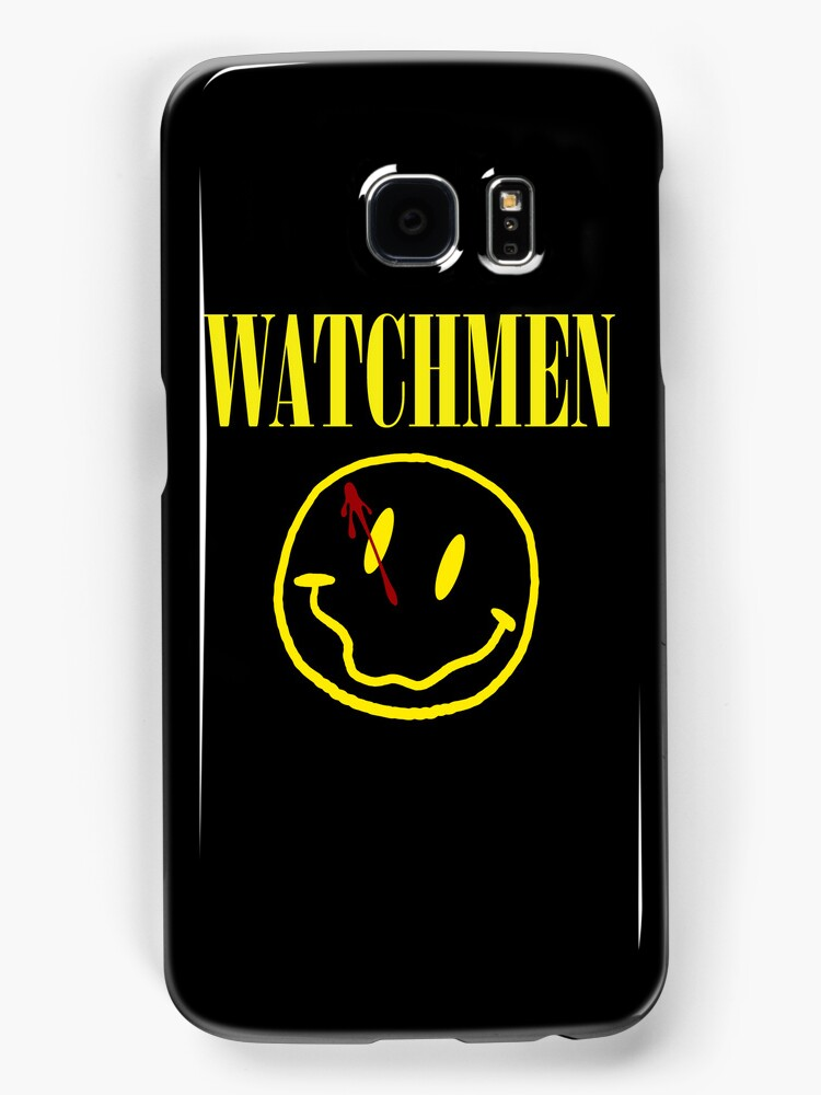 Watchmen by huckblade