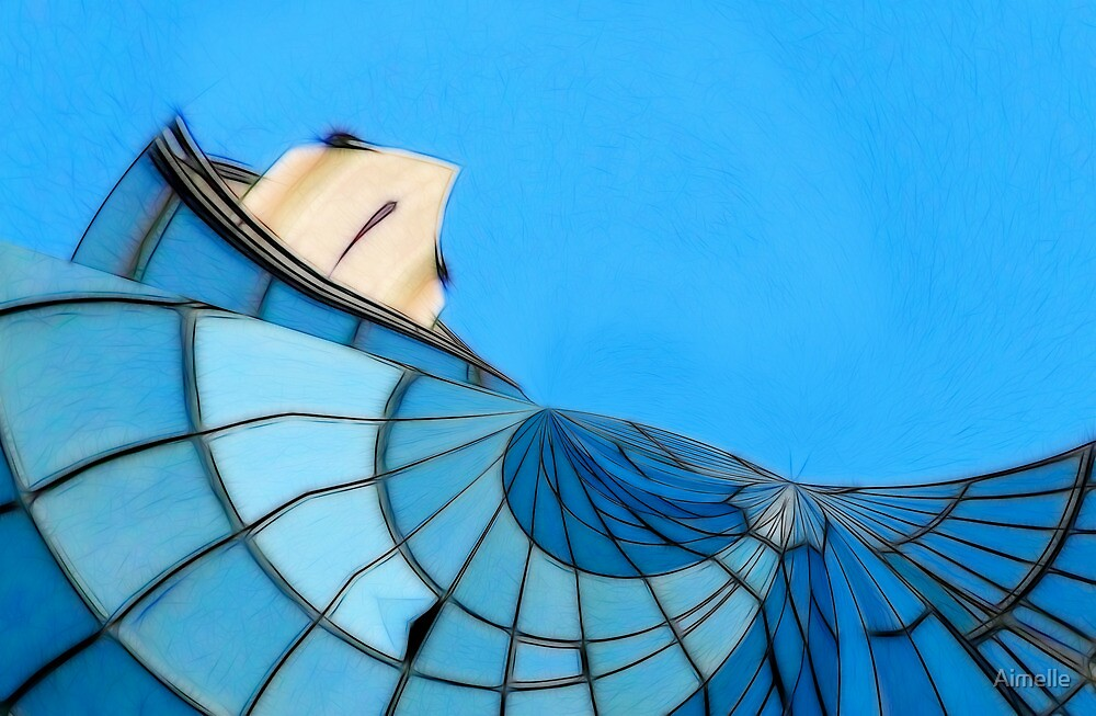 Stylus Abstract - ArchiFou 14 by Aimelle