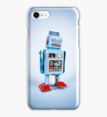 Clockwork Robot iPhone Case/Skin