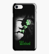 Wicked Witch of the West iPhone Case/Skin